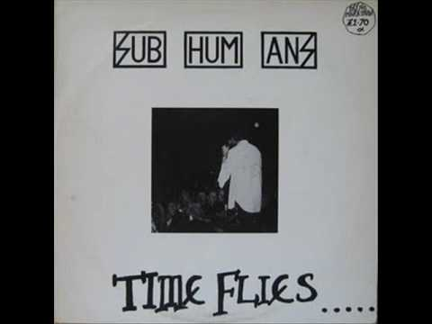 Subhumans - Work Rest Play Die