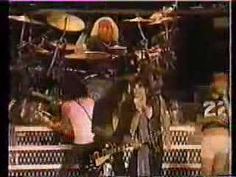 Guns N Roses AND Aerosmith LIVE!