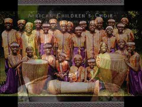 African Children`s Choir