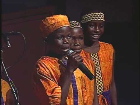 AFRICAN CHILDRENS CHOIR