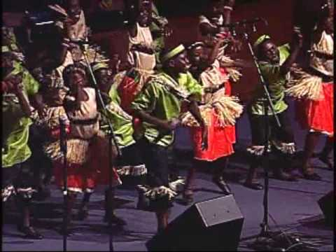 THIS LITTLE LIGHT OF MINE :: AFRICAN CHILDRENS CHOIR