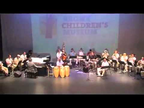 ALJO Para los Rumberos for Bronx Children`s Museum
