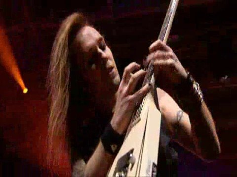 Alexi Laiho Solos At Chaos Ridden Years