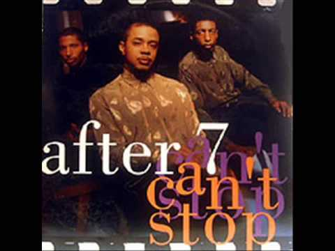 "After 7 - Can`t Stop (One World 12"" Mix)"