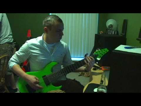 """After The Burial """"In Dreams"""" Album Pre Production Pt. 3"""