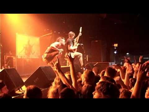 "After The Burial LIVE - ""A Steady Decline"""