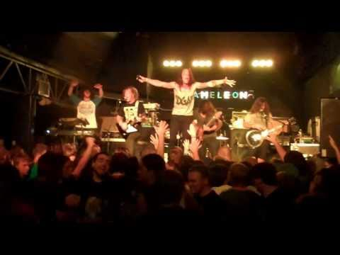 The Word Alive- 2012 LIVE