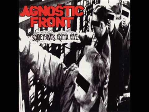 Agnostic Front - Gotta Go