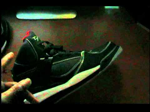 Air Jordan Flight 45`s Review (Black/White/Chicago Varsity Red)