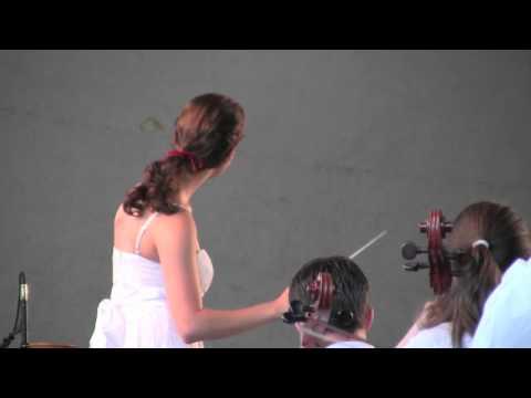 Sarah Poe Conducting Debut