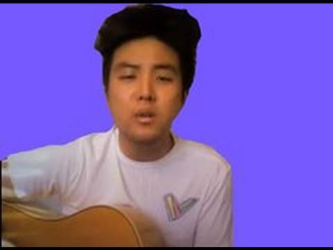 Al Green - Let`s Stay Together - David Choi Cover