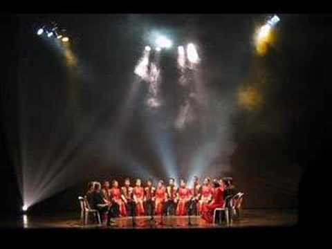 """Le Chant des Oiseaux"" by the UP Los Baños Choral Ensemble"