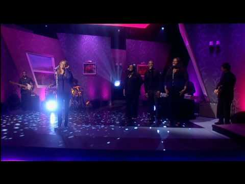 MARIAH CAREY I Wanna Know What Love Is Live @ Alan Carr Chattyman
