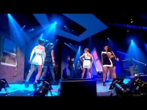 The Saturdays - Missing You (Alan Carr: Chatty Man - 1st August 2010)
