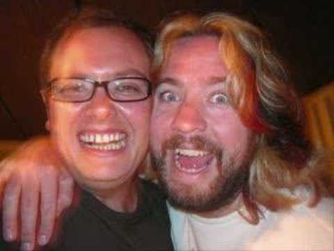 Lidl Rebl Justin Lee Collins and Alan Carr (uncensored)