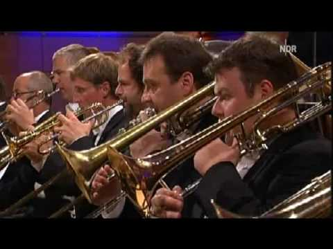 "Alan Gilbert conducts Mahler`s 5th Symphony.- ""Scherzo"" (Part 2)"