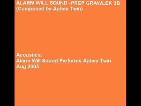 Alarm Will Sound - Prep Gwarlek 3B (Aphex Twin)