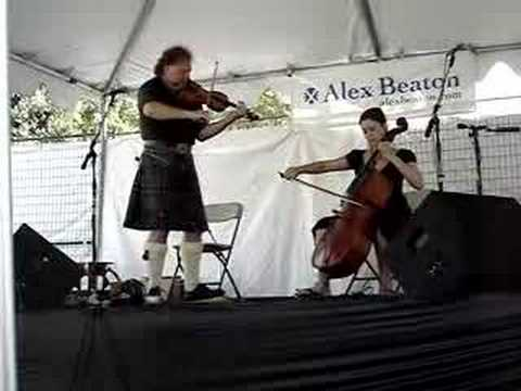 Scottish Fiddle at OC Scottish Games 2007