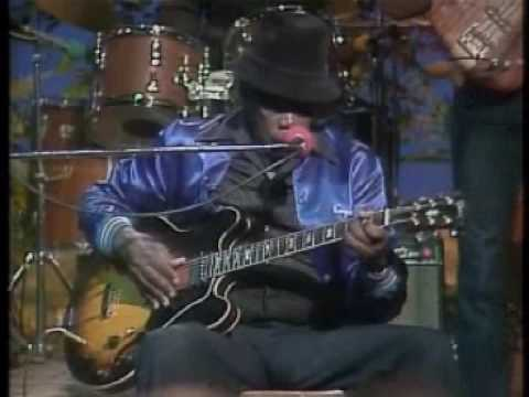 John Lee Hooker and Friends Live 1984-1992 (part1)