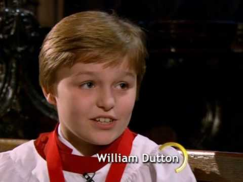 Choirboy William Dutton: Advent Songs of Praise