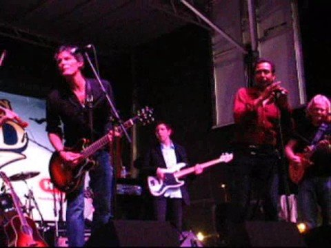 Alejandro Escovedo and Charlie Sexton - Beast of Burden