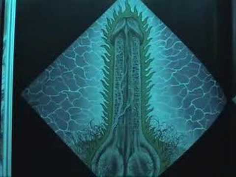 Shpongle Live Red Rocks Painting