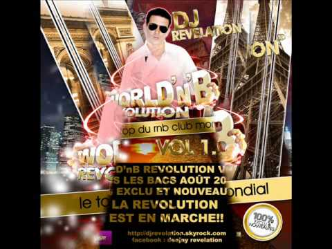 Dj Revelation - world`n`b Revolution vol1 INTRO.wmv