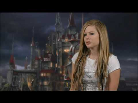 Alice in Wonderland Interview - Avril Lavigne - Trailer Addict