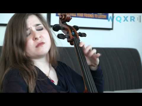Cafe Concert: Alisa Weilerstein Plays Bach Cello Suite No. 3 in C Major: Prelude