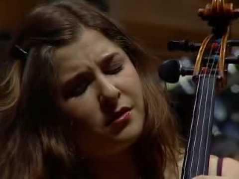 Part 4/6 - Alisa Weilerstein, Gustavo Dudamel, Sim�n Bol�var Orch. - Dvo?�k Cello Concerto