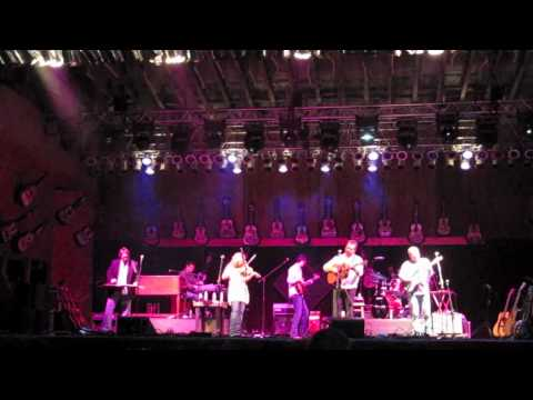 Alison Krauss + Union Station - Simple Love - Telluride Bluegrass Festival 2010