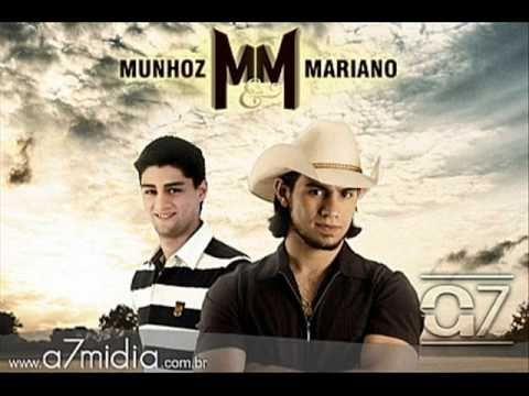 Munhoz e Mariano -- Alo final de semana chegou [OFICIAL]