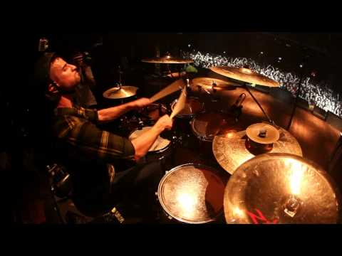 Matt Greiner drum solo
