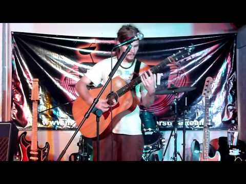 Chris Brown-Terracotta Mountain at The Lounge Bar, Alton: 23rd July `10