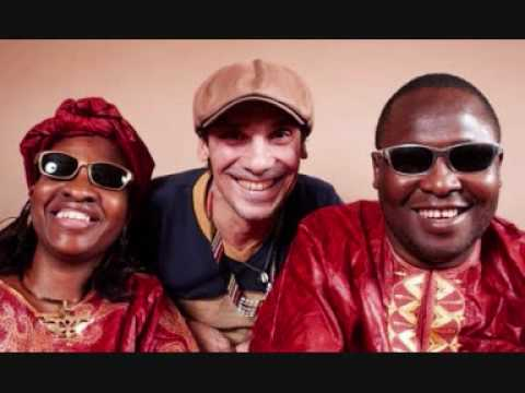 Manu Chao y Amadou Et Mariam - Djanfa