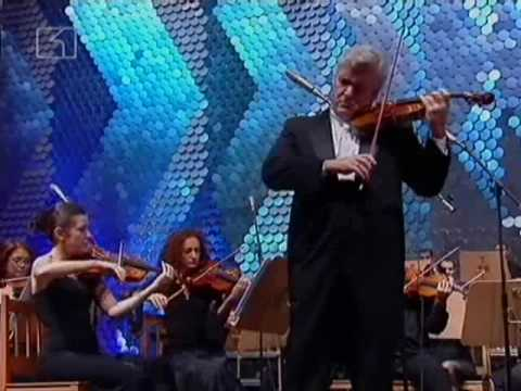 Concerto for violin and orchestra by M. Bruch -1