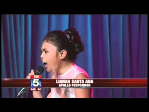 "Lianah Sings ""Winner in You"" by Patti LaBelle on Good Day NY Fox 5"