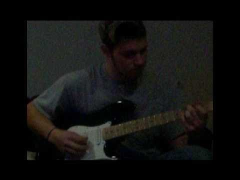 Tommy playin Amazing Grace!!