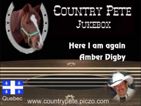 Here I am again - Amber Digby