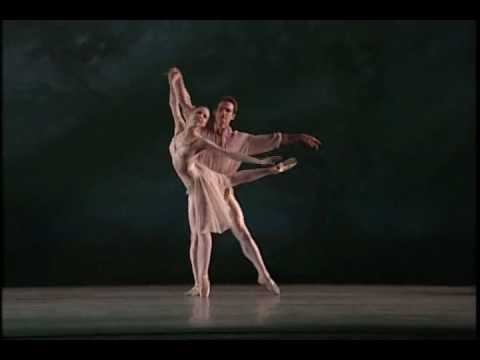 Amanda McKerrow John Gradner The Leaves are Fading Pas de Deux American Ballet Theatre