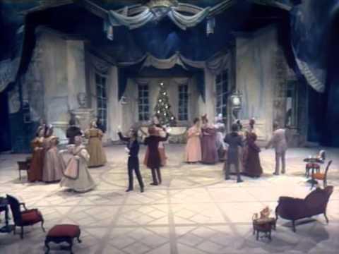 2/6 Tchaikovsky - The Nutcracker (Mikhail Baryshnikov) 1977