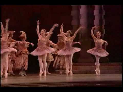 Natalia Makarova & Artists of the American Ballet Theatre Sleeping Beauty Polonaise