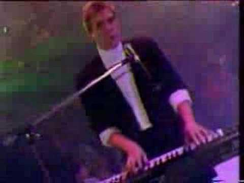 Wax - American English ( Peter`s Pop Show 1987 )