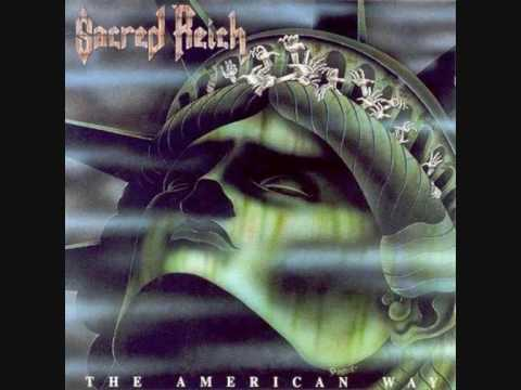 Sacred reich - Who`s to blame