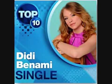 Didi Benami - What becomes of a broken hearted studio version American Idol 9 top 11