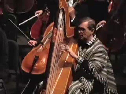 South American Suite for Harp and Orchestra (Suite Sudamericana Para Arpa y Orquesta)