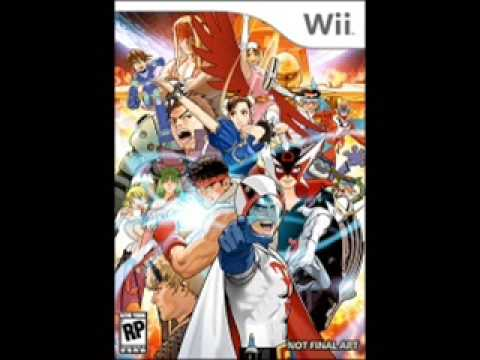 Tatsunoko Vs. Capcom: Fly Across the Border -English Theme
