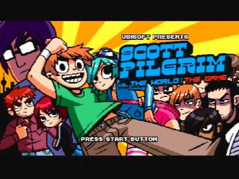Scott Pilgrim Theme [OFFICIAL SONG IN FULL BY ANAMANAGUCHI]