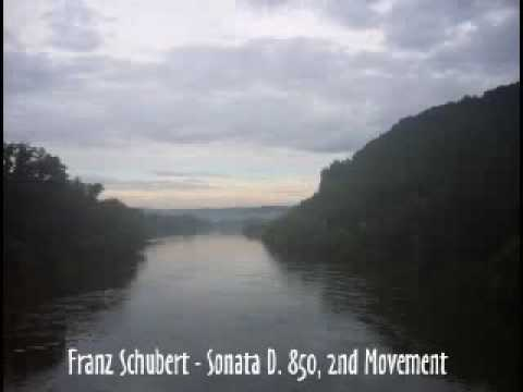 Franz Schubert - Piano Sonata D. 850, 2nd Movement