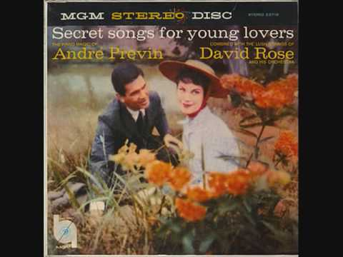 """""""Like Young Andre Previn"""